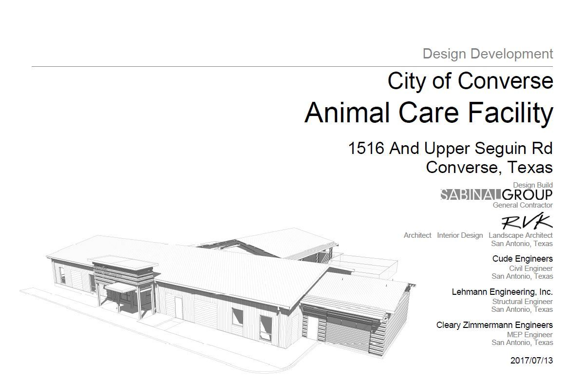 Animal Care Facility